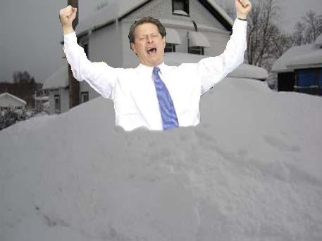 Al Gore in Oswego