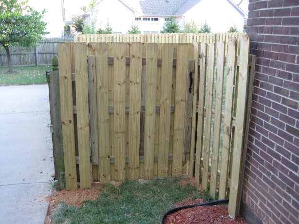 New Backyard Fence : The Xenohistorian Weblog