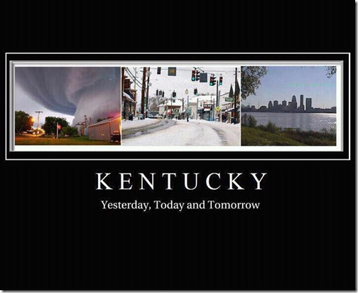 Weather In Kentucky