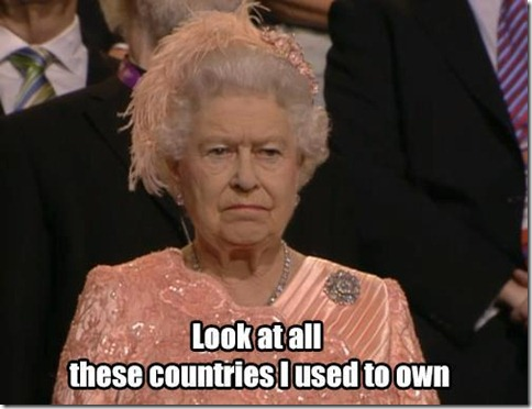 QueenatOlympics