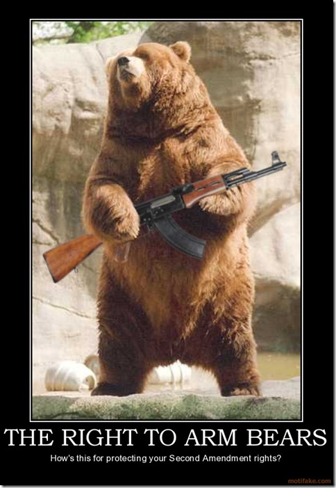 Right-to-arm-bears