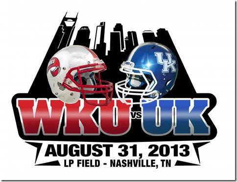 WKU vs. UK game logo
