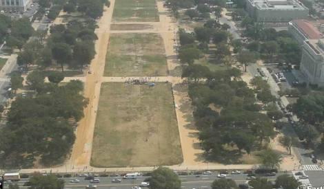 Dozens Attend 9/11 Million Muslim March
