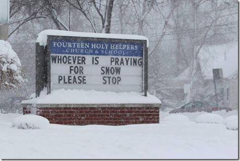 prayforsnow